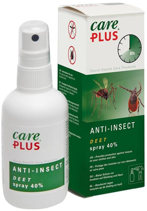 Anti-Insect Deet 40% spray, 200 ml
