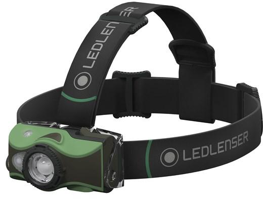 MH-8 Outdoor Rechargeable Headlamp w/RGB LED AFS SLT Dimmable