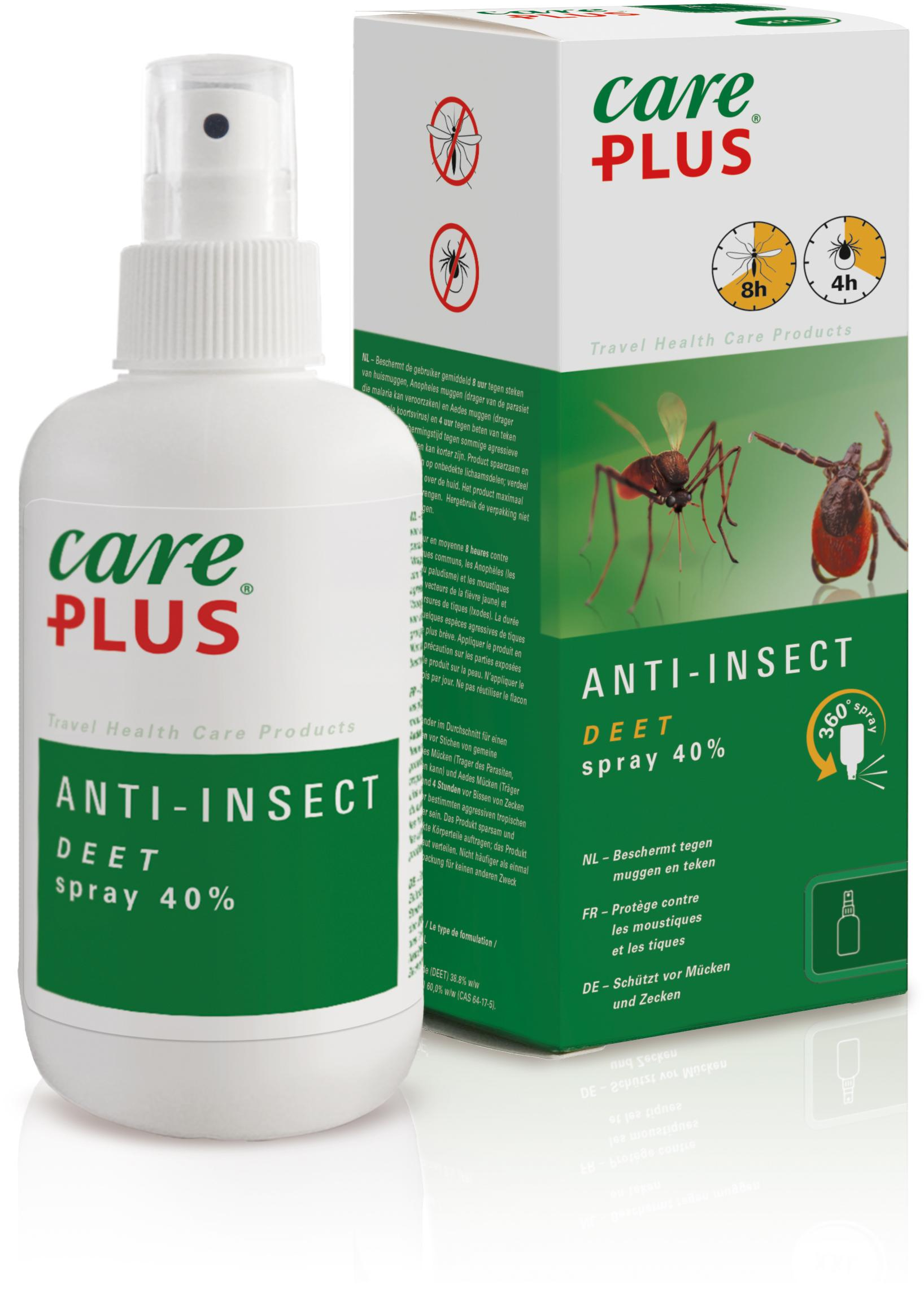 Anti-insect Deet 40% Spray