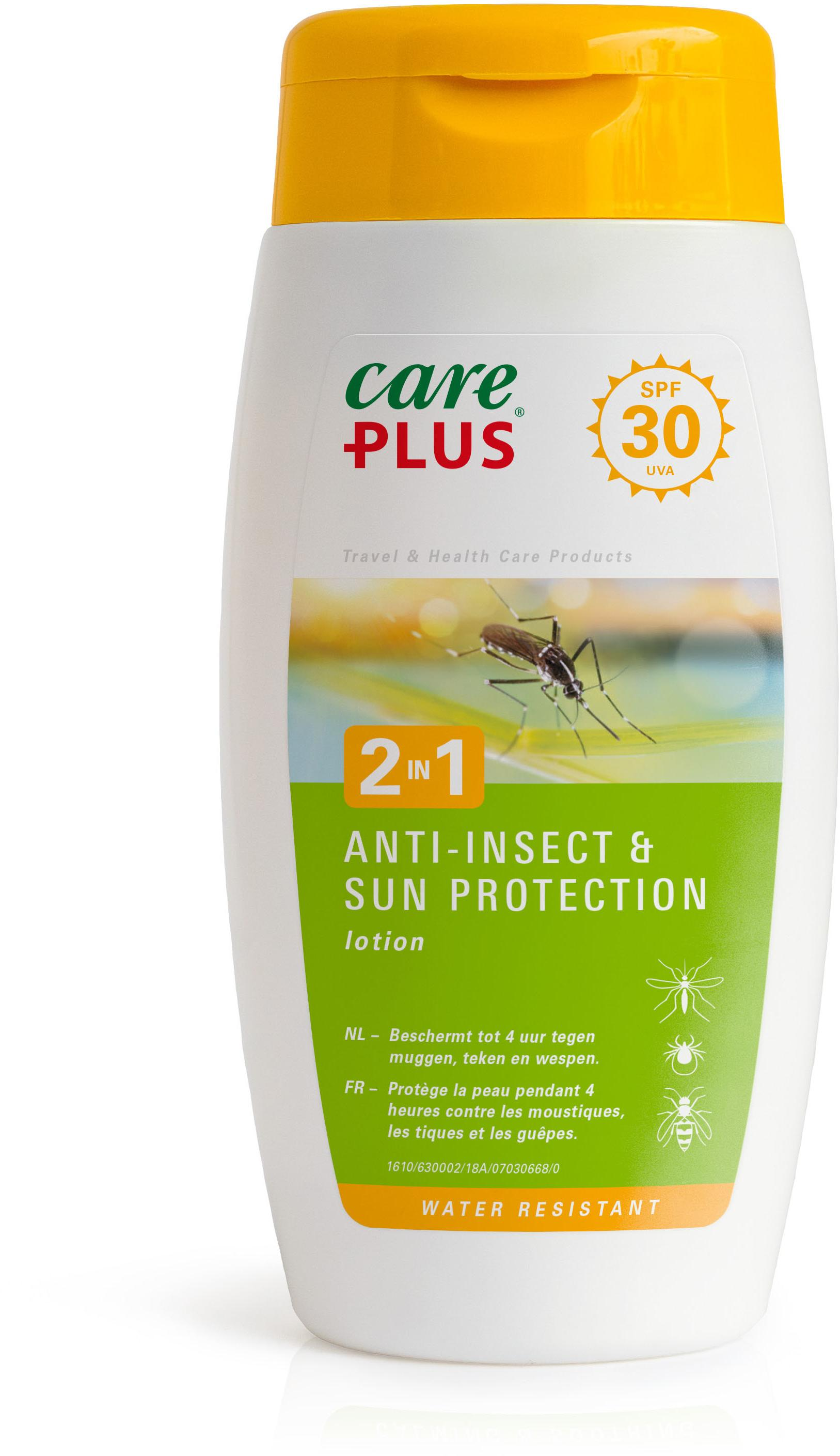 2in1 Anti-Insect & Sun Protection Lotion SPF30, 150ml